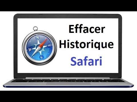 comment-effacer-l'historique-de-safari-pour-windows