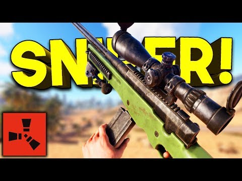 SOLO SNIPER VS CLAN! - Rust SOLO Series #2 thumbnail