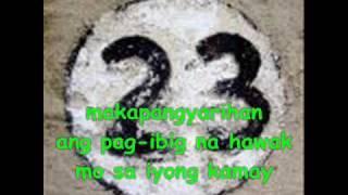 huwag kang matakot (w/ lyrics)  - eraserheads