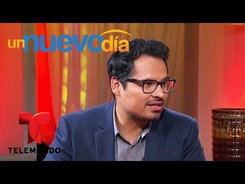 """Michael Peña habla de su personaje en la película """"AntMan""""  Un Nuevo Día  Telemundo"""