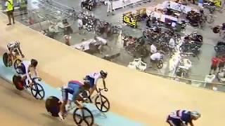 Харьковчане на чемпионате Европы по велоспорту на треке среди юниоров и молодежи