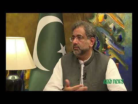 Arab News Exclusive interview with Pakistan PM