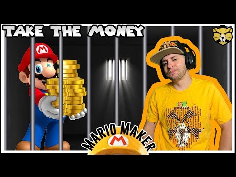 All That For One Troll!? Mario Maker