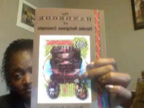 The Handbook of Yourub Religious Concepts By Baba Ifa Karade