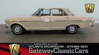 1964 Chevrolet Nova - Gateway Classic Cars of Atlanta #645