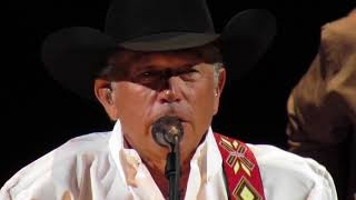 George Strait - Entrance & Write This Down/FEB 2018/Las Vegas, NV/T-Mobile Arena