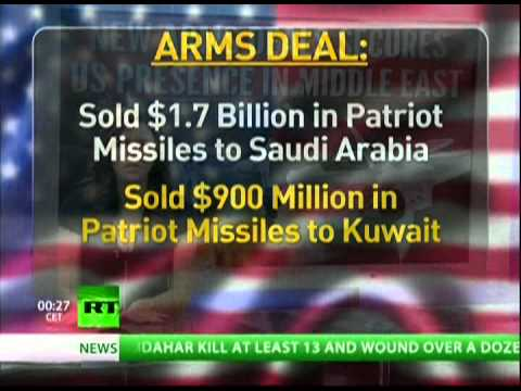 US Arms Mideast Allies