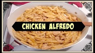 What's For Dinner? Episode 14: Chicken Alfredo