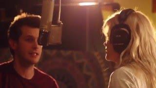 """Lauren Bennett & Ryan Bennett - Dolly Parton & Chet Atkins cover """"Do I ever cross your mind"""""""