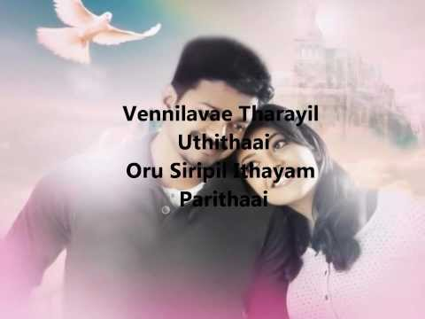 Thuppakki - vennilavea song with lyrics
