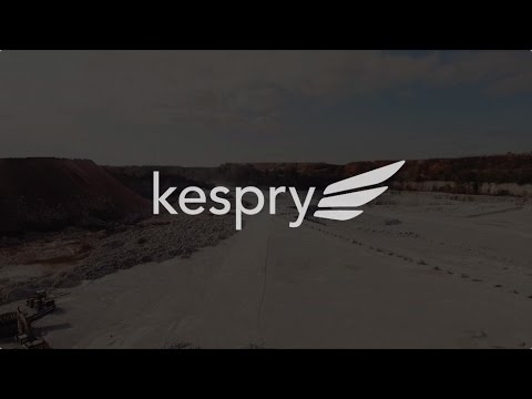 Kespry Drone 2s System - The Most Dependable Survey-Grade Accuracy Solution