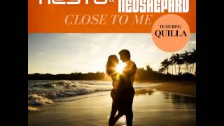 13. Tiësto feat. Quilla - Close To Me (Original Mix)  [A Town Called Paradise Album]
