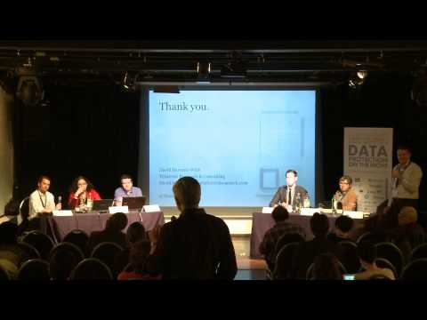 CPDP 2015: Citizens' attitudes to privacy, surveillance and security (2)