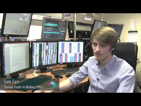 60 Seconds with Trainee Trader