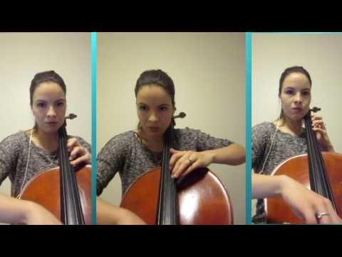 Adiemus Cello Arrangement