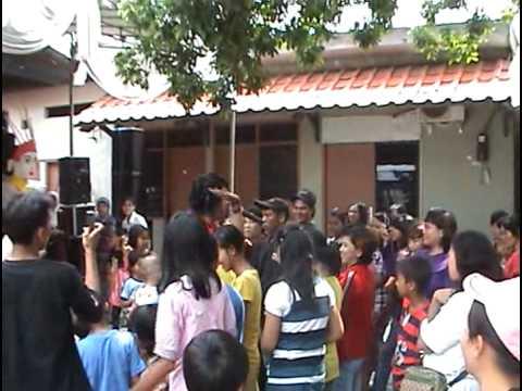 Energie Band - Playboy Cicak - Bens FM Jakarta