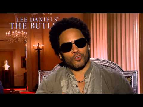 Lenny Kravitz on the house he grew up in... | BlackTree On TV