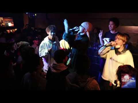 ONO-D×藤Koos vs りるじき×hohoreho  | 凱旋MC BATTLE 2on2