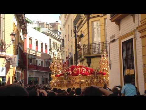 Cristo de la sed miércoles santo Sevilla 2014