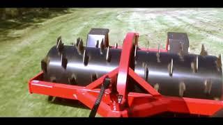 Land Aerator - Biddy Attachments