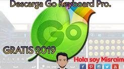 GO KEYBOARD Pro - El mejor teclado Ultima Versión 2019