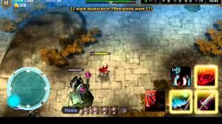 [Android] LoL Last Attack Global - Katarina Gameplay