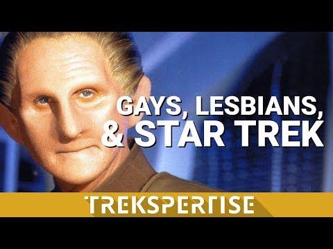 Trekspertise - Gays, Lesbians & Star Trek