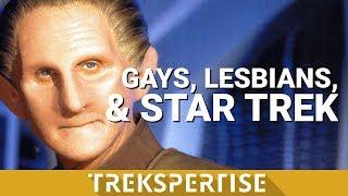 Gays, Lesbians & Star Trek