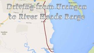 Urangan to River Heads Fraser Island Barge Landing Thumbnail