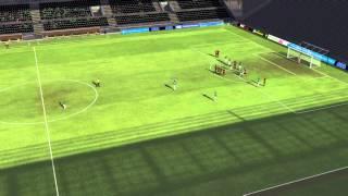 GAIS vs Östersund - wilcoxkarl Goal 86 minutes
