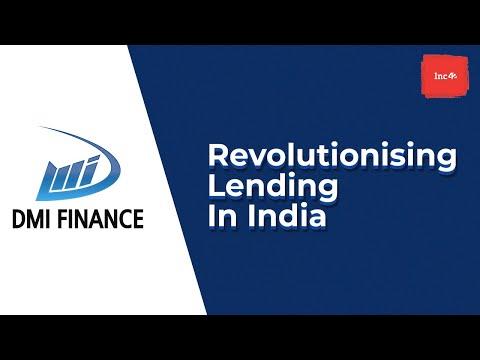 DMI Finance Is Revolutionising Lending In India | Inc42 Media