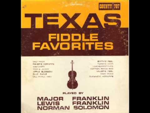 Texas Fiddle Favorites [1966] - Various Artists