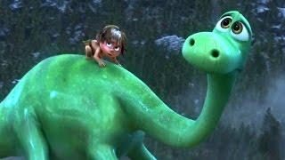 LE VOYAGE D'ARLO Nouvelle Bande Annonce (Pixar - 2015)