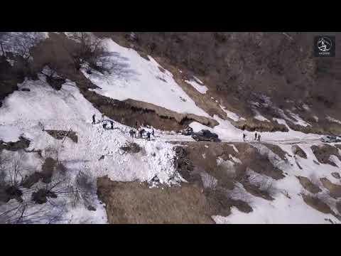 """Спецоперация  """"Лавина"""" в горах Чечни."""