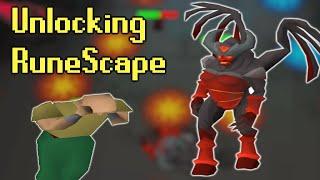 Unlocking RuneScape | Zalcano's Prison (#24)