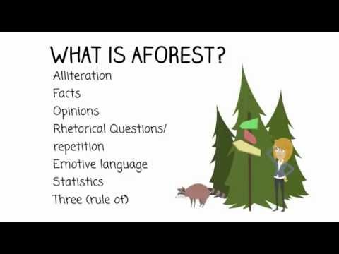 Forestry english composition report writing