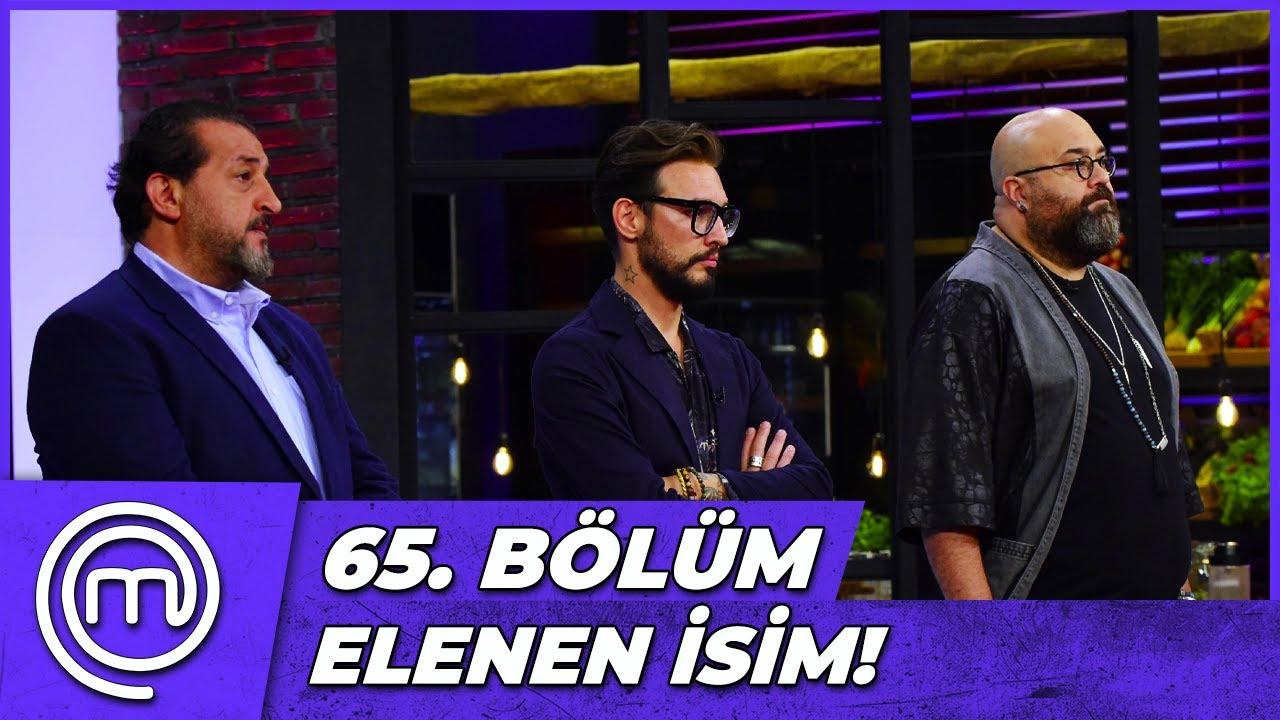 MasterChef Türkiye 65. Bölüm Özeti   HANGİ İSİM ELENDİ?