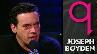 Joseph Boyden on tough questions Canada must face