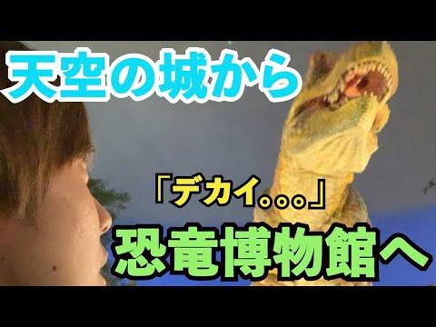 【観光】石川(金沢)、福井旅行!天空の城から恐竜博物館へ!【前編】