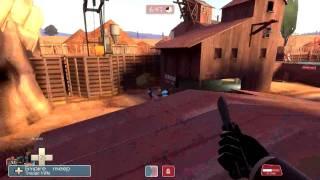 TF2 - Spy goes pro