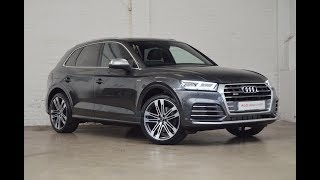 2017 audi q5 sq5 tfsi quattro estate petrol, in grey for this car and others, please visit http://www.sytner.co.uk/audi/search.aspx powered by http://www.aut...