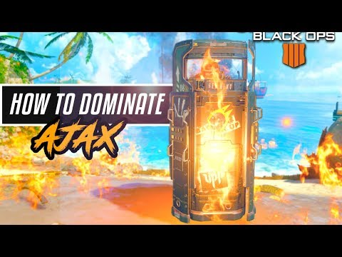 """How To DOMINATE """"AJAX"""" In Black Ops 4 (bo4 Counter Ajax Specialist Guide)"""