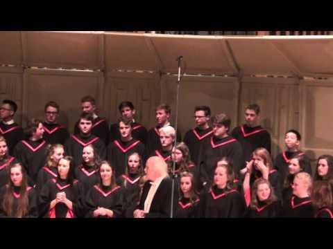 Doc's Final Concert with Stillwater High School Choir/Alumni 2016