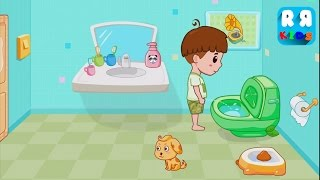 Toilet Training - Baby's Potty (By BABYBUS) - Best App for Kids | Educational