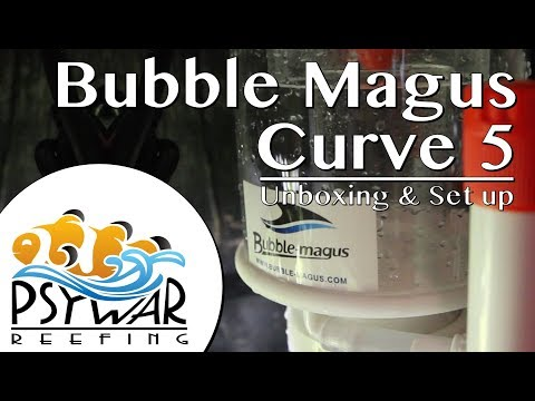 Bubble Magus Curve 5: Unboxing and Setup