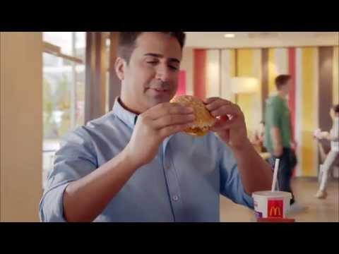 Emrah Mcdonalds Reklami KUFURLU 2014 HD 1080 FULL HD