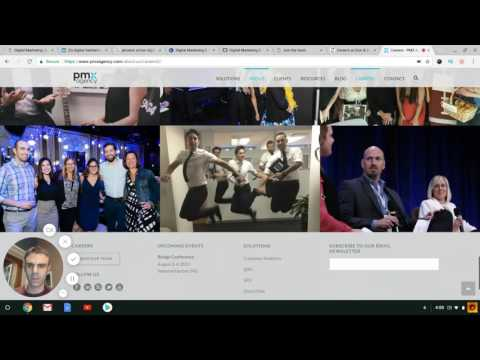 Digital Marketing Career Walkthrough 7 30 17