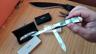 Подарочные ножи Grandway за смешные деньги (8013 SWS + 27152 BST)