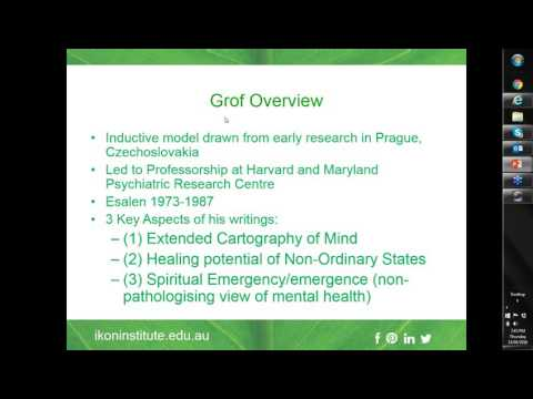 Discover Grof Depth Psychotherapy 1460626465