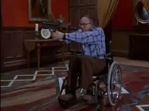 scary movie 2 wheelchair battle youtube